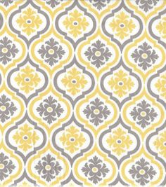 Keepsake Calico Cotton Fabric- Fenwell Canary