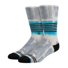 Stance Socks - Stance Angler Socks - Grey