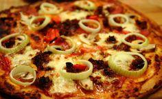 Piece OF Food   Pizza na cienkim cieście