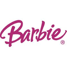 Datei:Barbie Logo 2008.svg – Wikipedia ❤ liked on Polyvore