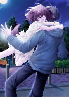 image manga couple amoureux tp chou