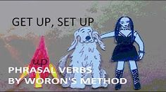Mnemonic - how to learn phrasal verbs