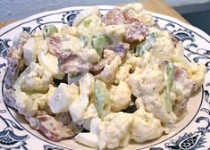 COUNTRY CAULIFLOWER SALAD - Linda's Low Carb Menus & Recipes