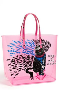 MARC BY MARC JACOBS// 'Rue-Cat' Tote