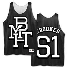 Bring Me The Horizon Basketball Jersey