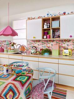 Стиль китч в интерьере: фото идеи дизайна комнат