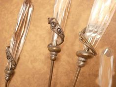 ANtique Snake stickpin  VIctorian Glass marcasite Mythical  hatpin