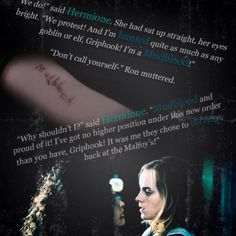 You go, Hermione!
