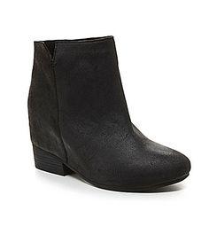 Pelle Moda Gal Wedge Booties #Dillards