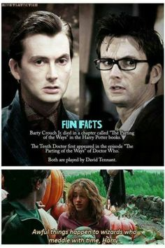 doctor who harry potter crossover | Dr who/Harry Potter | Quotes
