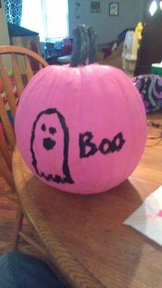 Egs pumpkin