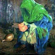 الامام المظلوم موسى بن جعفر الكاظم.