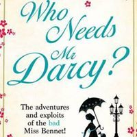 The adventures and exploits of the bad Miss Bennet. Available on Amazon.