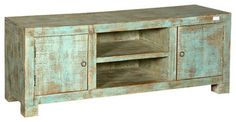 Reclaimed Media Chest TV Stand - contemporary - media storage - Sierra Living Concepts