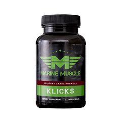 Marine Muscle Klicks - Legal HGH Boosting Alternative