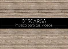 Creative Mindly: Descargar música bonita para los vídeos de tu #blog