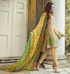 Sobia Nazir Eid Collection 2016 Luxury Pakistani Dresses