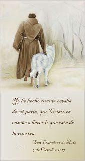 Francisco y el lobo blanco
