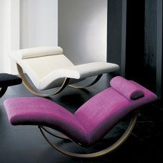 Giovannetti Gabbiano Lounge Chair #interiordesign #homedecor