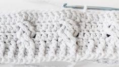 Knit Hat Pattern Easy, Beanie Pattern Free, Free Pattern, Crotchet Stitches, One Skein Crochet, Crochet Winter Hats, Crochet Hats, Free Crochet, Crochet Stitches Patterns