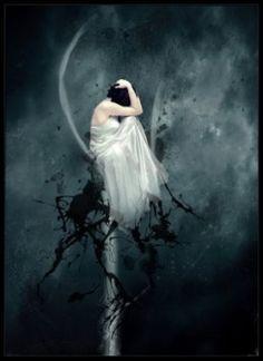 Torment by Lauren Kate (A Fallen Novel) World Of Fantasy, Dark Fantasy Art, Dark Art, Fallen Novel, Fallen Series, Lauren Kate, Dark Wings, Legends And Myths, Wattpad