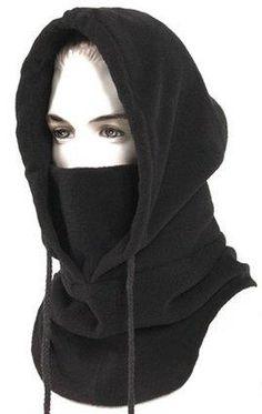 Ninja Hood - http://coolgadgetsmarket.com/ninja-hood/