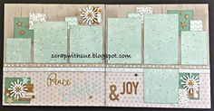 We all have so many cherished winter memories! Here are three more shimmering winter layouts to create for all those photos. The January Clu...