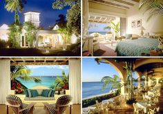 Fairmont Royal Pavilion, Barbados~~Fabulous place....Barbados has amazing restaurants just not at the Fairmont. :-)