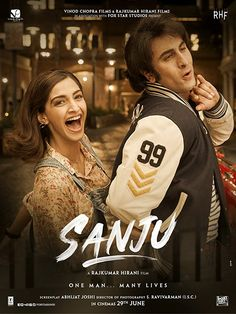 Sanju (2018) Sanju is a biopic of the controversial life of actor Sanjay Dutt: his film career, jail sentence and personal life. Bollywood Wallpaper BOLLYWOOD WALLPAPER : PHOTO / CONTENTS  FROM  IN.PINTEREST.COM #WALLPAPER #EDUCRATSWEB