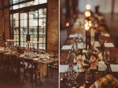 Horticulture building wedding