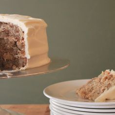 You don't even have to pull out your mixer for this Hummingbird Cake!