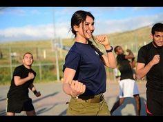 Krav maga training for beginners a to z ( 40 minute)