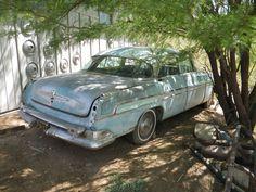 Chrysler New Yorker deluxe sedan 1955 (route 66 2013)