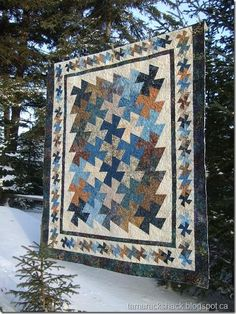 Love everything about this quilt.