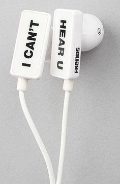 I need these for the gym! people are always fussing that I can't hear them when they call me, well DUH!