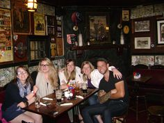 A magical moment in Dublin! My amazing son, daughter and three lovely nieces! Blessed!