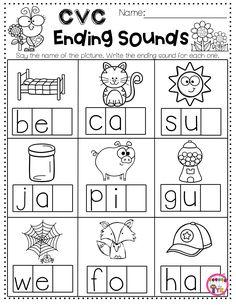 Spring Worksheets for Kids
