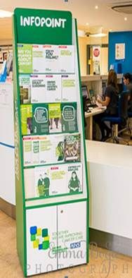 Macmillan Cancer Information Point in GP practice