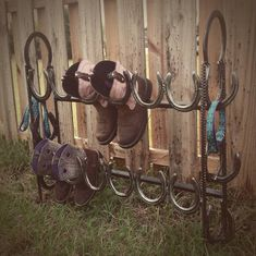 Painting of Organize Your Boot Collections with Creative Boot Storage Ideas