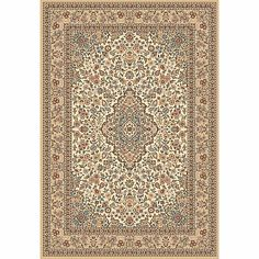 Traditional Persian carpet with geometric decorations 'Beige Hali' rug Geometric Decor, Persian Carpet, Contemporary Furniture, Furniture Design, Traditional, Rugs, Home Decor, Beige, Decorations