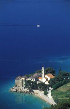 Brac island, Croatia  picturesque fishing villages, great beaches, ideal destination sailing holiday  Accommodation on island Brac (Brač): http://www.adriagate.com/en/island-croatia-info/island-Brac.aspx