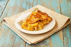 Recetas: Tarta de manzana (a la americana)
