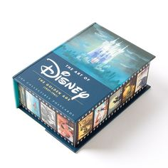 The Art of Disney Collectible Postcards. I was considering using these to write my students but think I may order these for myself and do an art collage or something with them instead!