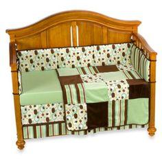 Giggles 4-Piece Crib Bedding Set - buybuyBaby.com
