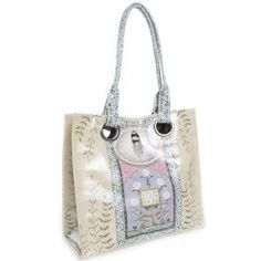 Love Feather Luxe Tote