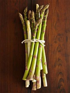 Learn how to cook perfectly crisp asparagus every time!