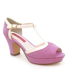 This Lilac Beatrice Pump is perfect! #zulilyfinds