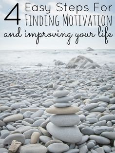 4 Easy Steps For Finding Motivation And Improving Your Life. I'm continuously working on personal development and finding ways to better my everyday living. Continue reading this post to find out how I find motivation!
