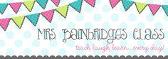 Mrs. Bainbridge's Class {Christina Bainbridge}