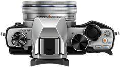 Découvrez l' Olympus OM-D E-M10, un reflex de rêve ! #Olympus #photographie #reflex Pour en savoir + cliquez deux fois sur l'image.